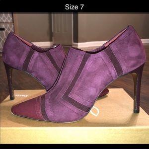 Donald J. Pliner Booties/Heel Size US 7